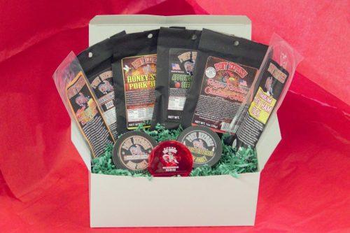 beef jerky $15 gift box